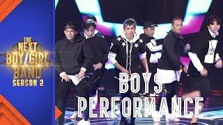 "Download Video Team Boys Performance ""Rain"" I Episode 8 I The Next Boy/Girl Band S2 GTV MP3 3GP MP4"