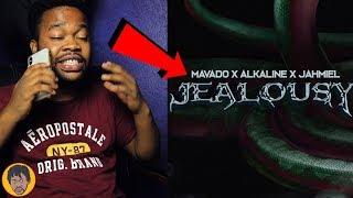 Alkaline, Mavado & Jahmiel - Jealousy (Honest Review)