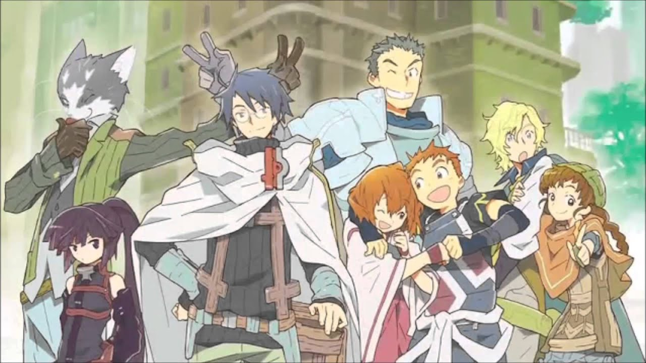 Log Horizon Staffel 3