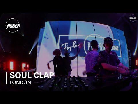 Soul Clap Ray-Ban x Boiler Room 017 London | DJ Set