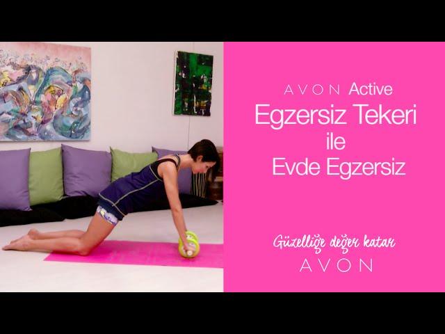 Egzersiz Tekeri İle Evde Egzersiz