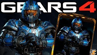 Gears of War 4 - New Halo Master Chief Spartan Character Leaked! (Gears 4 Halo Spartan Character)