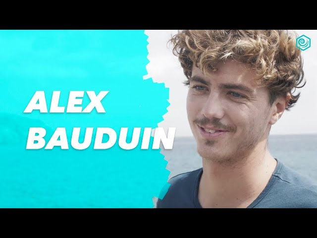 Surfing with me - Entrevista a Alex Bauduin