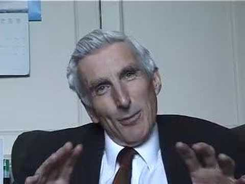Interview of Lord Martin Rees - part two (low sound)