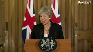 In full: Theresa May responds to EU leaders' rejection of her Chequers Brexit plan | ITV News