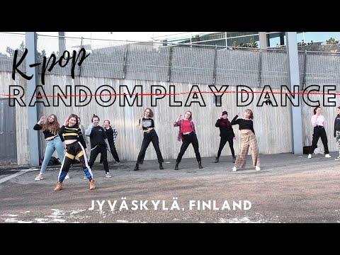 [KPOP RANDOM PLAY DANCE] in Jyväskylä, Finland