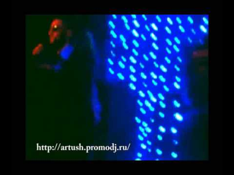 Artush(АРТУШ)- Едем общаться в бар! (Live Show).avi
