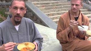 A Day in the Life of a Student at Master Wu Nanfang's Shaolin Kung Fu Academy