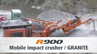 Rockster R900 Granit / Granite (english titles)