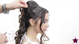 new Hairstyle 2017 - Nuove acconciature sposa 2017 - Tutorial N° 6