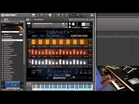 Heavyocity GRAVITY Modern Scoring Tools Review - SoundsAndGear.com