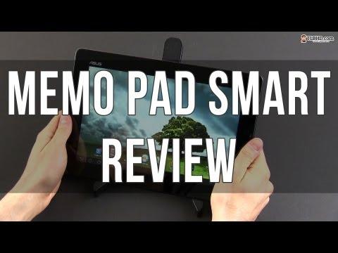 Asus Memo Pad Smart 10 ME301T review
