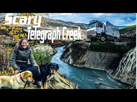 Exploring Northern BC Telegraph Creek and Stikine River ►| LiveandGive4x4