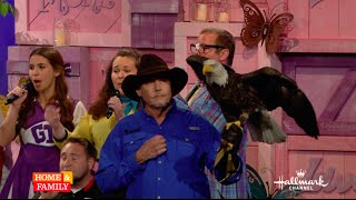 Challenger the Eagle Soars on Hallmark Channel @ Dollywood - Memorial Day Special