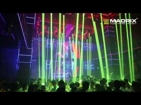 MADRIX professional @ 1822 Lively Club, China