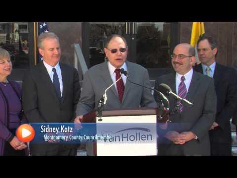Montgomery County Leaders Endorse Congressman Chris Van Hollen for U.S. Senate
