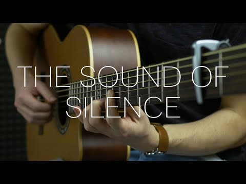 Simon & Garfunkel - The Sound of Silence - Fingerstyle Guitar Cover