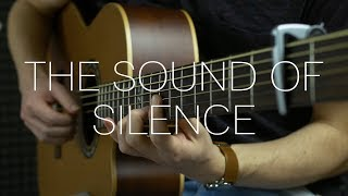 Simon Garfunkel The Sound of Silence - Fingerstyle Guitar Cover.mp3
