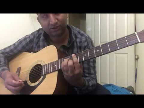 Kya baat ay | Hardy Sandhu | Guitar Lesson + Cover