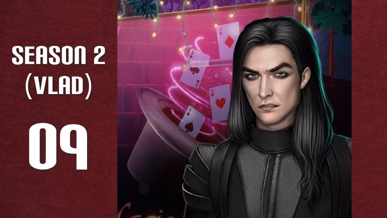 Download Vlad Route: Dracula A Love Story Season 2 Episode 09