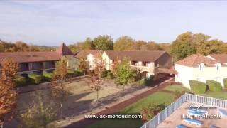 Résidence Lac Mondésir Monflanquin - Lot et Garonne