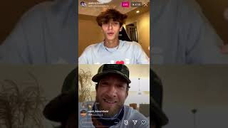 Josh Richards talks on the Nessa and Chase situation 7/8/20