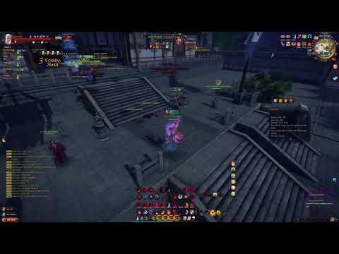 Age of Wushu - Phantom (WT2) Guild Base War (Golden Dynasty)