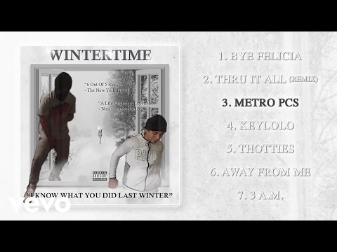 Wintertime - Metro PCS (Audio)