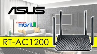 ASUS Router RT-AC1200 - Análisis y Test