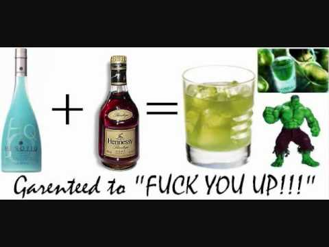 How To Make The Incredible Hulk Drink