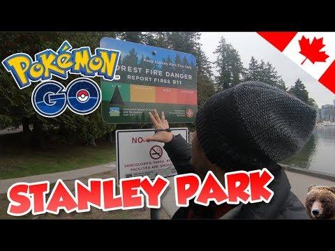 É SEGURO JOGAR NO PARQUE DE VANCOUVER? -  Pokémon Go | Em Busca dos Melhores (Parte 103) thumbnail