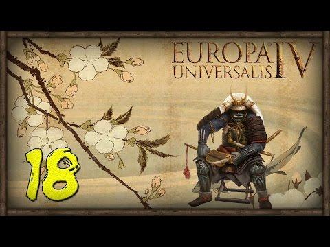 [18] Europa Universalis IV Glorious Nippon (Japan) Campaign!