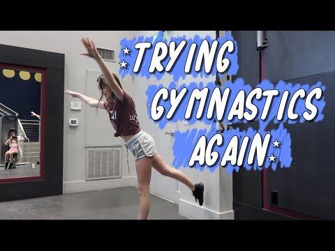 Trying Gymnastics Again (WK 410.4) | Bratayley