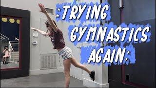 Trying Gymnastics Again (WK 410.4)   Bratayley
