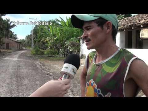 TV Chapadinha: Povoados Centrão e Volta da Manguita agora tem estrada
