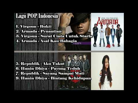 Full Album Virgoun, Armada, Republik Dan Hanin Dhiya
