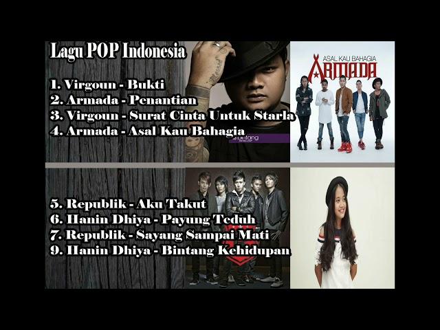 Full album Virgoun, Armada, Republik dan Hanin Dhiya