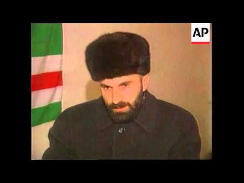 Chechnya - Election preparations