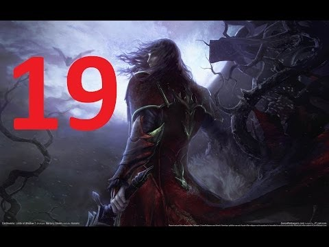 Castlevania Lords of Shadow 2 прохождение серия 6 (Битва с Горгоной)