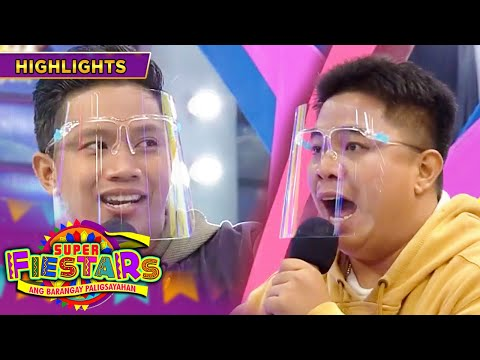 Erick and Adams show off their rapping skils in Rapbakan! | It's Showtime Super FieSTARs