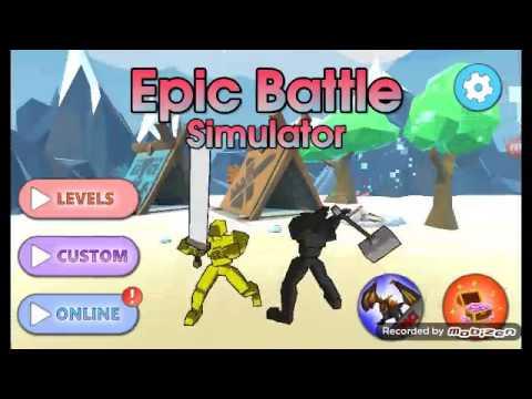 скачать игру симулятор эпичной битвы - фото 3