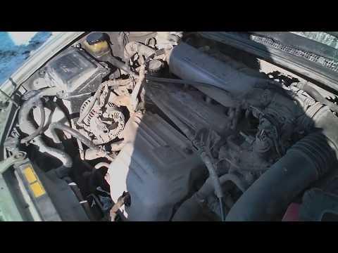 Toyota Vista Ardeo 3S-FSE Промывка сетки ТНВД