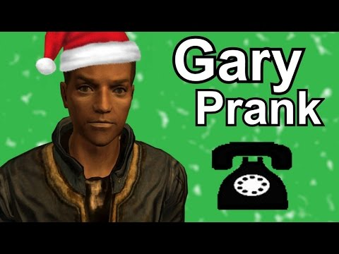 A Very Gary Christmas - Fallout Prank Call by ICEnJAM