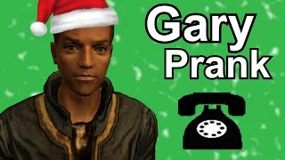 a very gary christmas fallout prank call by icenjam