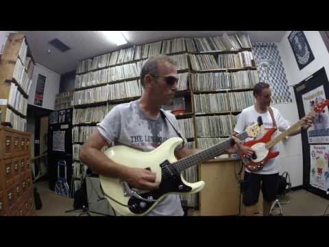 THE LONGBOARDS -KFJC RADIO- LIVE STREAMMIN- SAN FRANCISCO