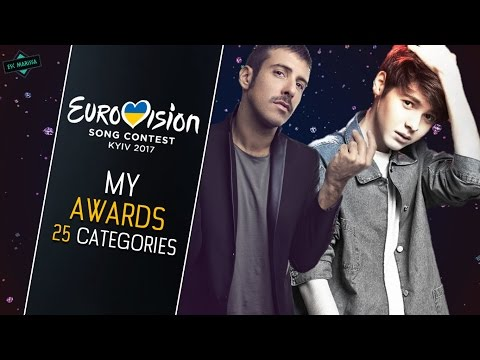 eurovision-2017:-my-awards-[before-the-show]-25-categories