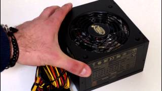 [Cowcot TV] Présentation alimentation Deepcool Aurora DA500