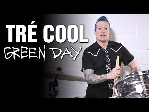 Zildjian Drumsticks - Tré Cool