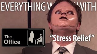 "Everything Wrong With The Office ""Stress Relief"""