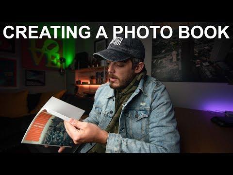 How I Made A Photo Book!
